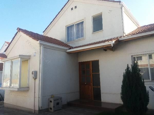 Vendo Casa 4 Dorm 3 Baños Condominio Terrazas Puente Alto